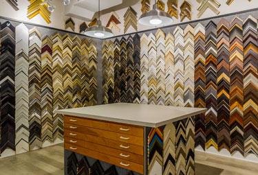 Custom Framing Styles | Aldecor Custom Framing in Naples, Florida